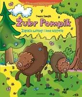 Okładka książki Żubr Pompik. Zapach wiosny i inne historie