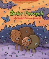 Okładka książki Żubr Pompik. Letni zmierzch i inne opowieści