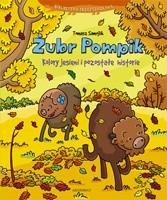 Okładka książki Żubr Pompik. Kolory jesieni i pozostałe historie.