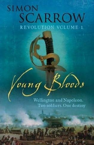 Okładka książki Young Bloods