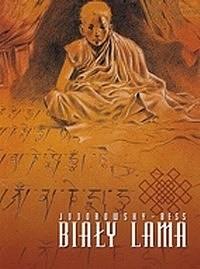 Okładka książki Biały Lama