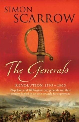 Okładka książki The Generals
