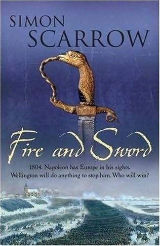 Okładka książki Fire and Sword
