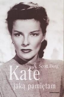 Okładka książki Kate jaką pamiętam