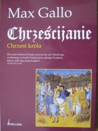 Okładka książki Chrześcijanie. Chrzest króla