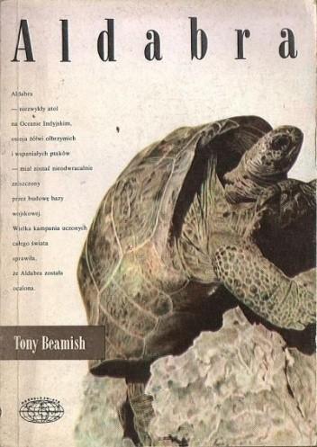 Okładka książki Aldabra