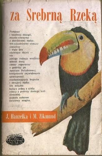 Okładka książki Za Srebrną Rzeką