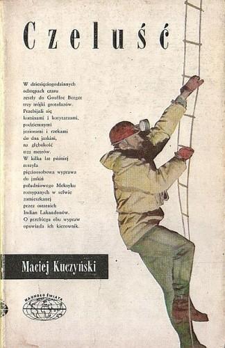 Okładka książki Czeluść