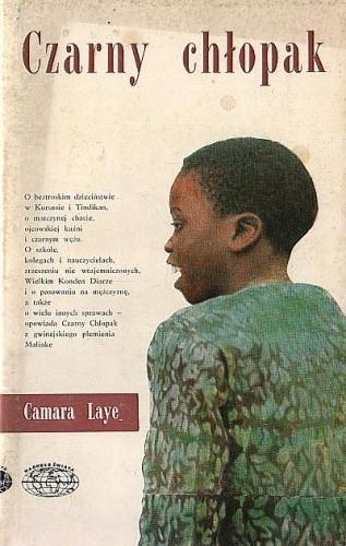 Okładka książki Czarny chłopak