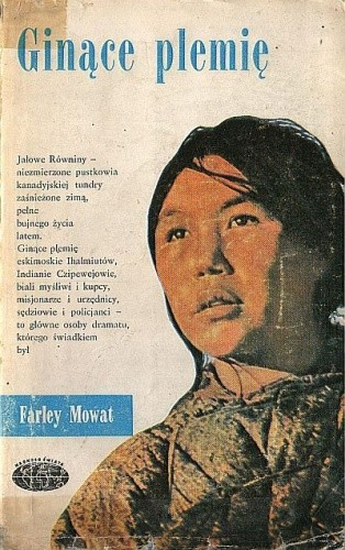 Okładka książki Ginące plemię