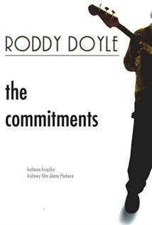 Okładka książki The Commitments
