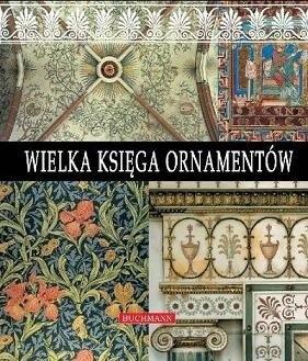 Okładka książki Wielka księga ornamentów
