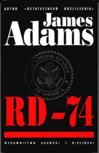 Okładka książki RD-74