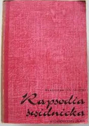 Okładka książki Rapsodia świdnicka