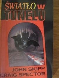 Okładka książki Światło w tunelu
