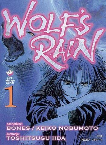 Okładka książki Wolf's Rain t. 1