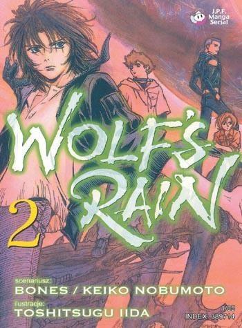 Okładka książki Wolf's Rain t. 2