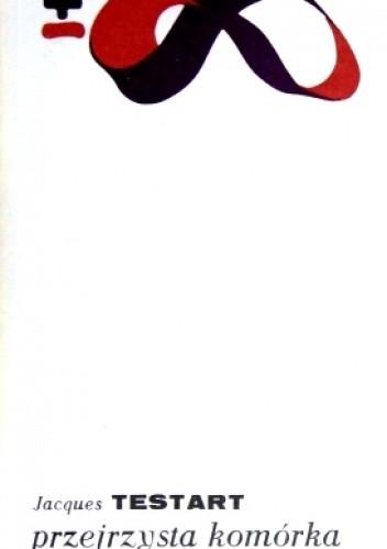 Okładka książki Przejrzysta komórka