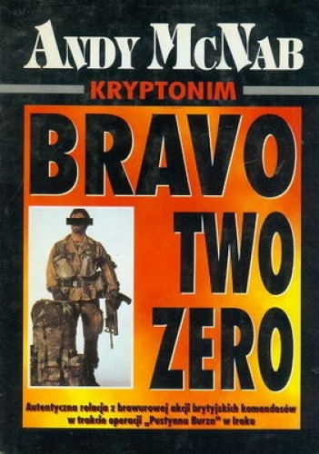 Okładka książki Kryptonim Bravo Two Zero