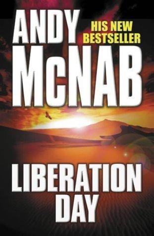 Okładka książki Liberation Day