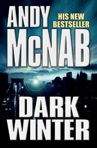 Okładka książki Dark Winter