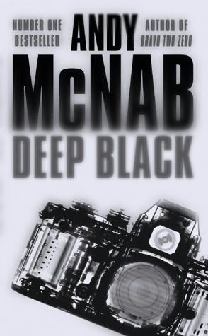Okładka książki Deep Black