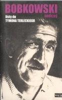 Okładka książki Listy do Tymona Terleckiego 1956-1961