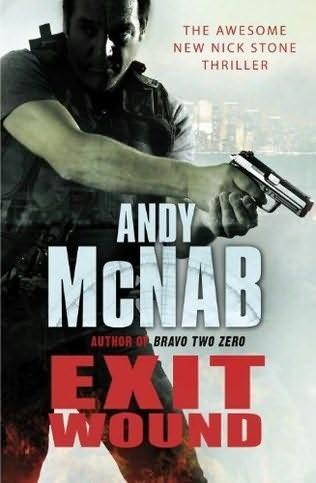 Okładka książki Exit Wound