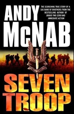 Okładka książki Seven Troop