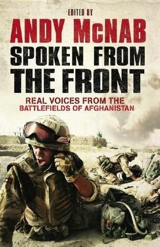 Okładka książki Spoken from the Front