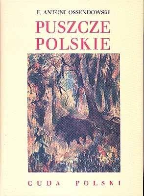 Okładka książki Puszcze polskie