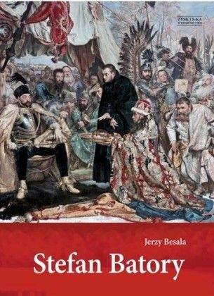 Okładka książki Stefan Batory