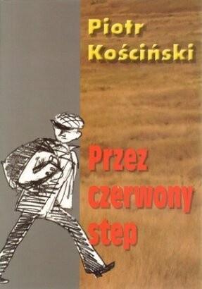 Okładka książki Przez czerwony step