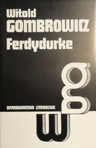 Okładka książki Ferdydurke