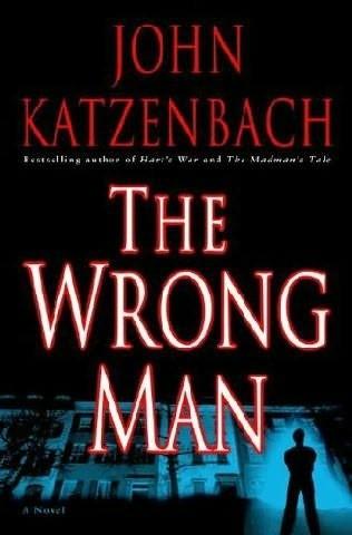 Okładka książki The Wrong Man