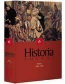 Okładka książki Historia Powszechna. Polska 1586-1831.