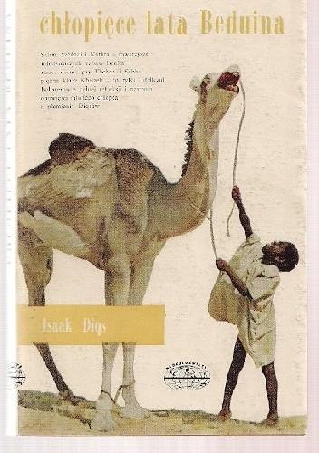 Okładka książki Chłopięce lata Beduina