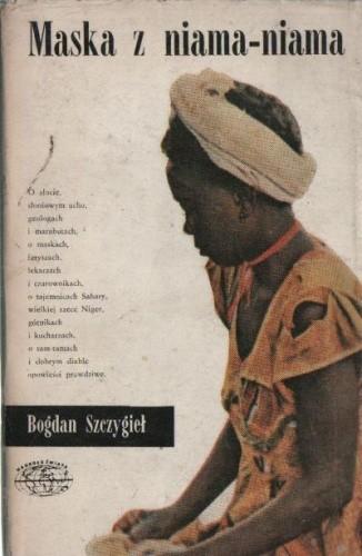 Okładka książki Maska z Niama-Niama