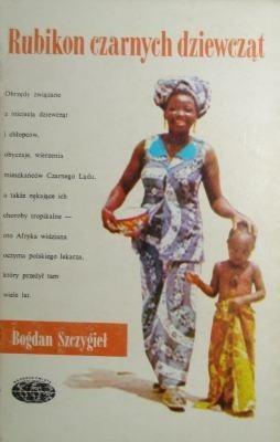 Okładka książki Rubikon czarnych  dziewcząt