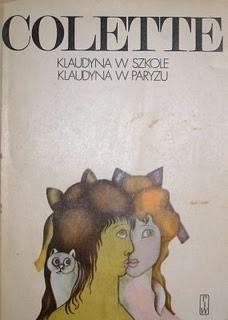 Okładka książki Klaudyna w szkole. Klaudyna w Paryżu