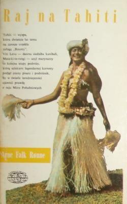 Okładka książki Raj na Tahiti