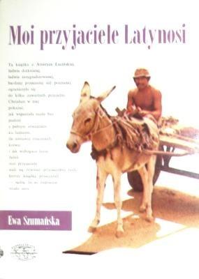 Okładka książki Moi przyjaciele Latynosi