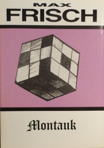 Okładka książki Montauk