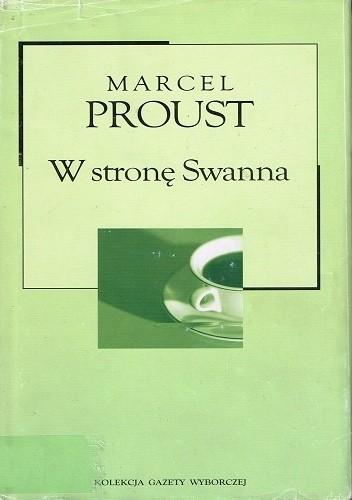 Okładka książki W stronę Swanna