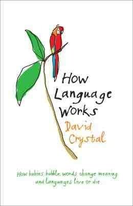 Okładka książki How language works