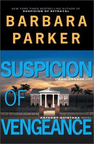 Okładka książki Suspicion of Vengeance