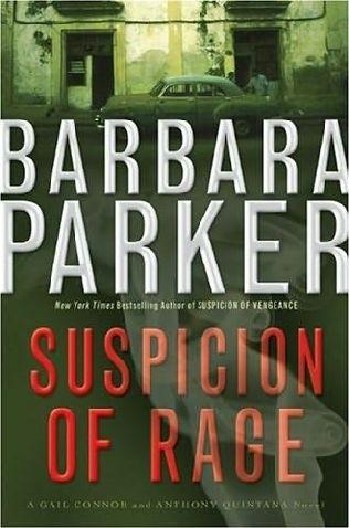 Okładka książki Suspicion of Rage