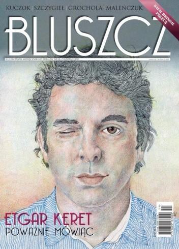 Okładka książki Bluszcz, nr 26 / listopad 2010