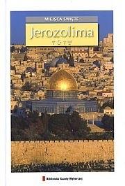 Okładka książki Miejsca Święte- Jerozolima