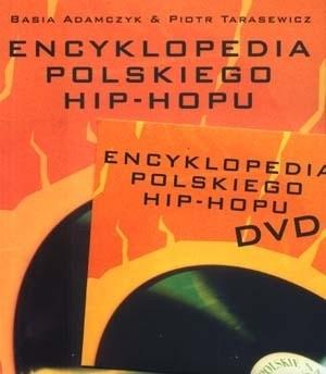 Okładka książki Encyklopedia polskiego hip-hopu